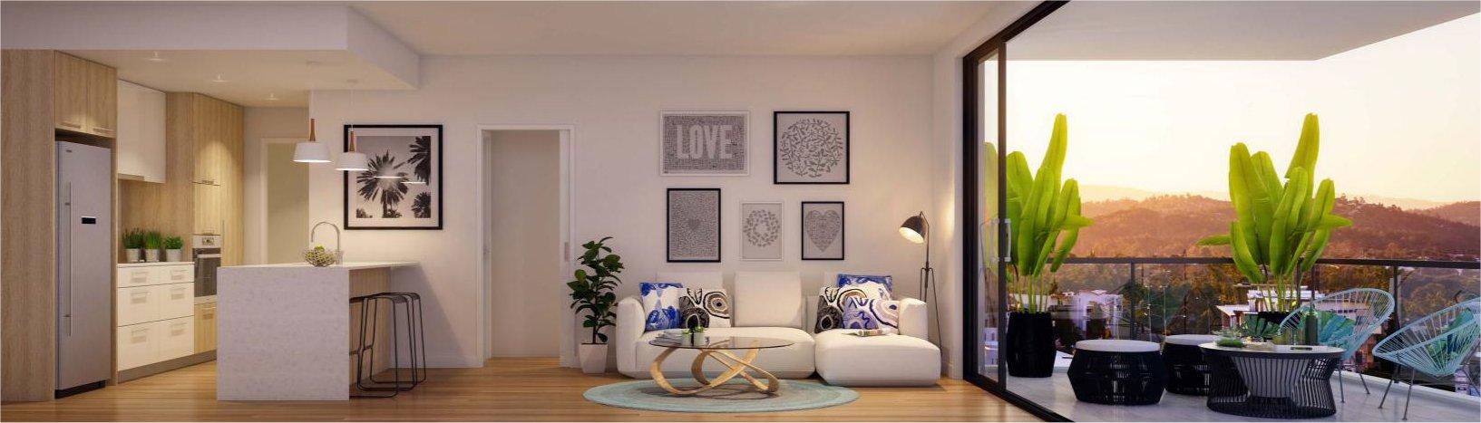 Loungeroom view